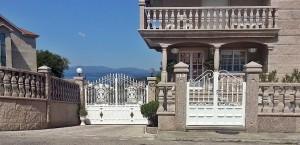 Portales y fachadas
